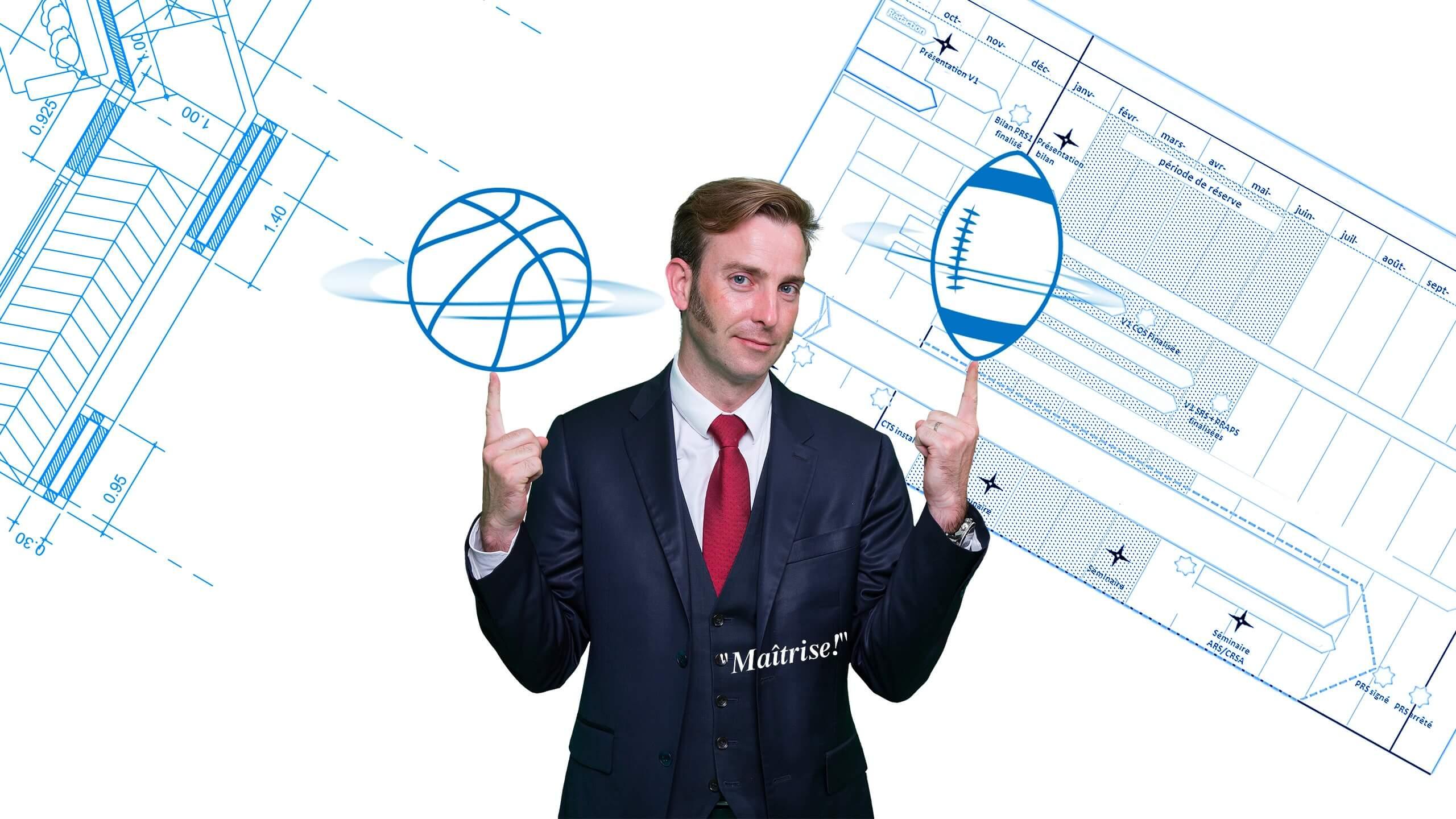 Îngénieur gestion de projet : la maîtrise de la transformation du plan en planning