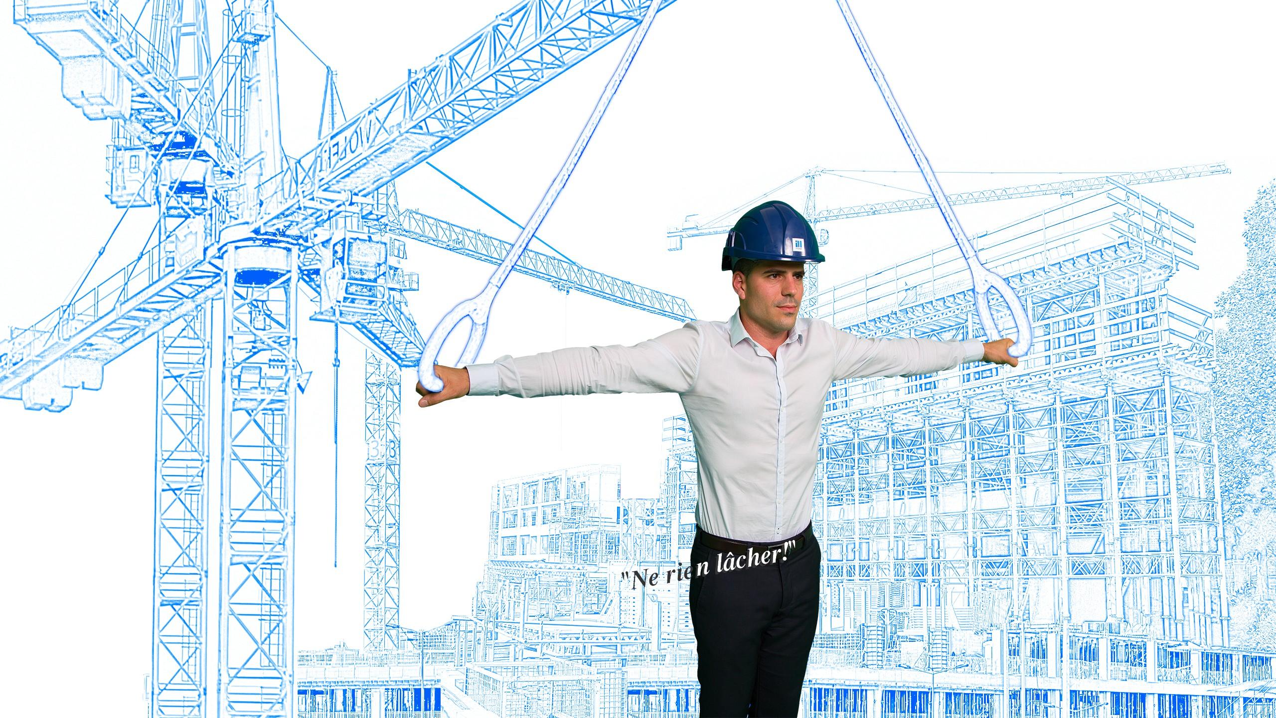 Ingénieur gestion de projet dans un environnement bâtiment : ne rien lacher pour mener vos projets à bout