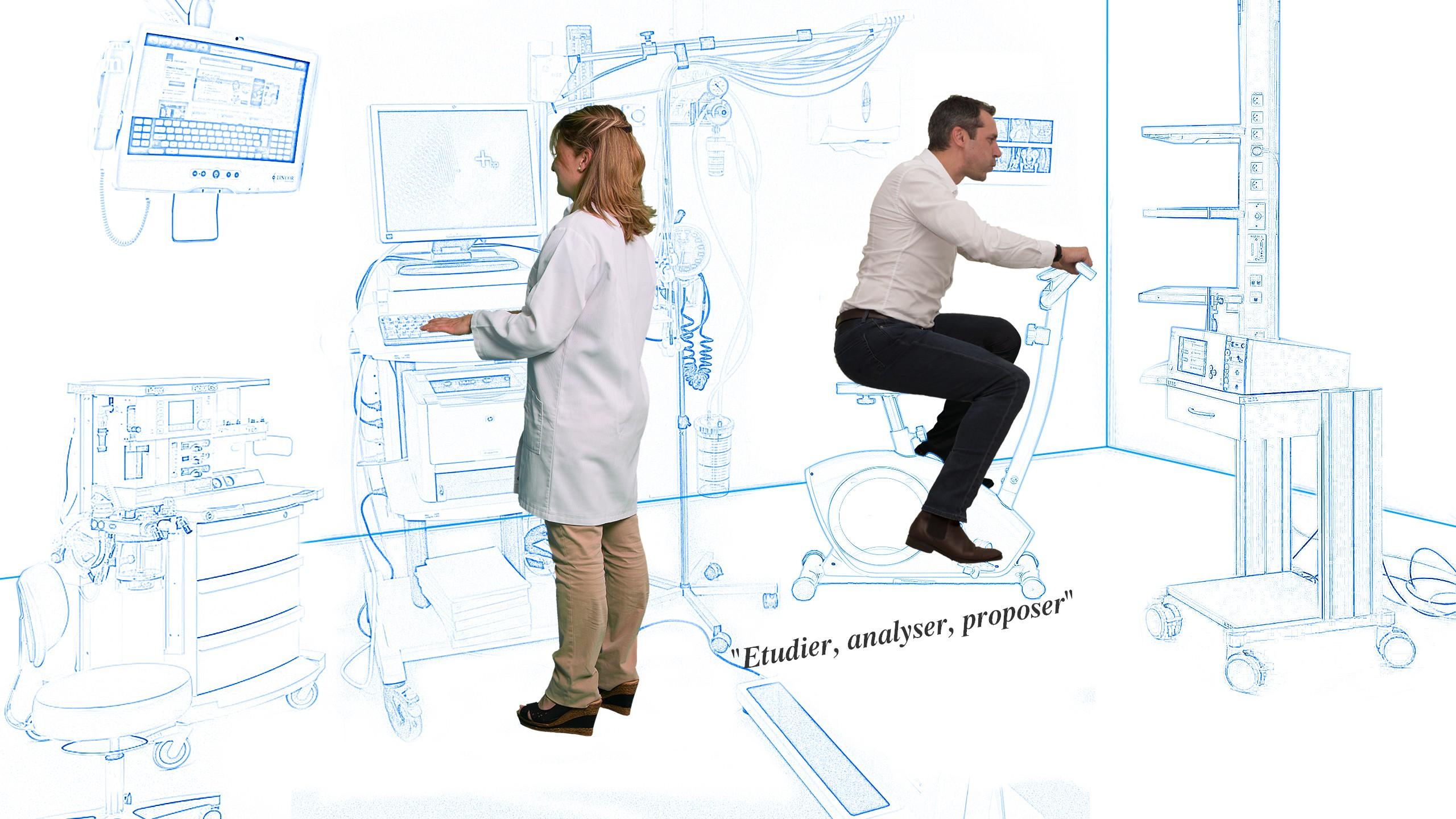 R&D : étudier analyser proposer