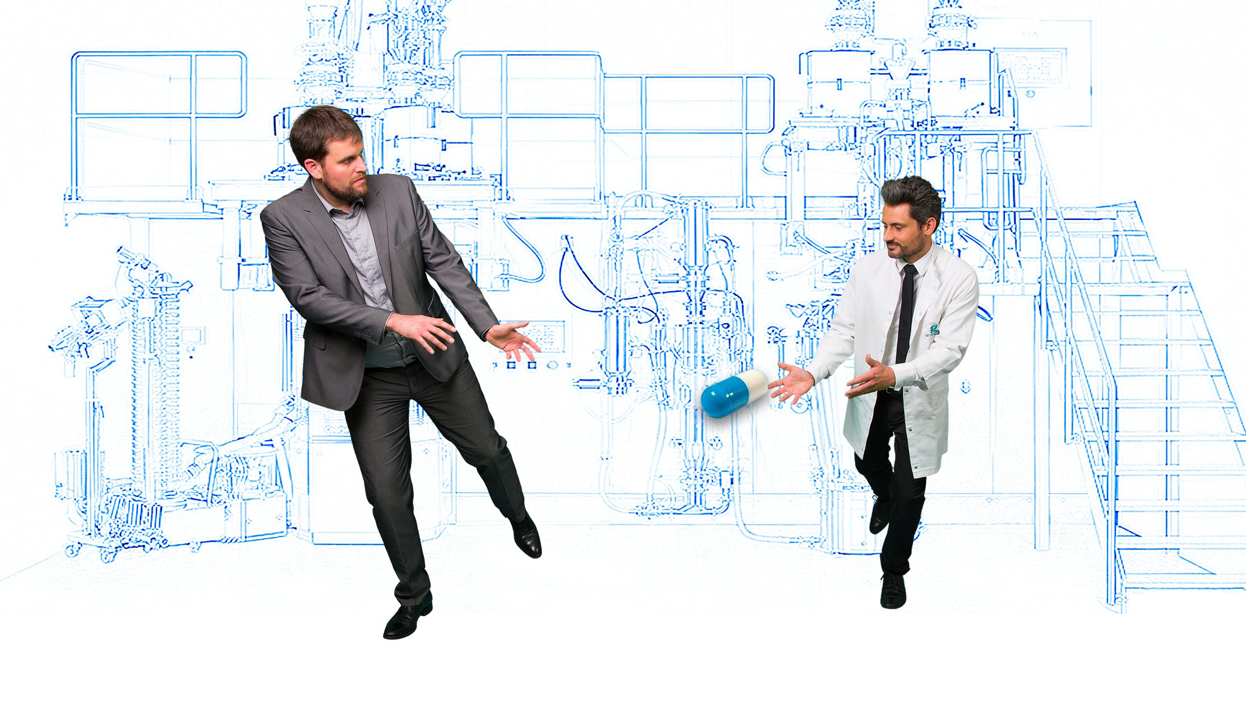 Les ingénieurs IM Projet interviennent sur la gestion de Projets Pharmaceutiques.