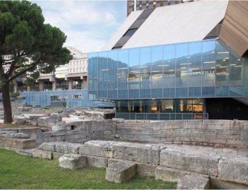 Réhabilitation et extension Musée d'Histoire de Marseille