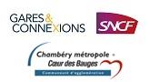 Création du Pôle d'Echange Multimodal de la Gare de Chambéry