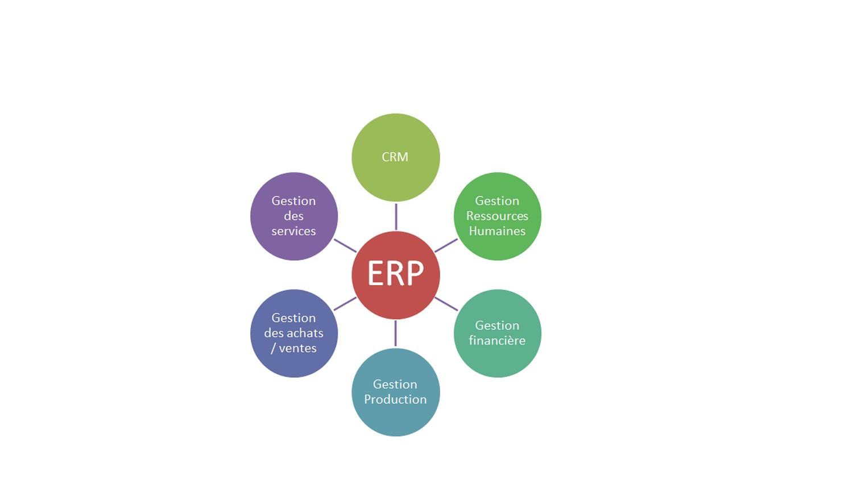 Schéma ERP
