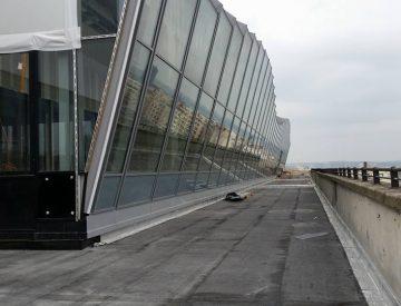 Rénovation Hall 7 - Parc Expositions Porte de Versaille