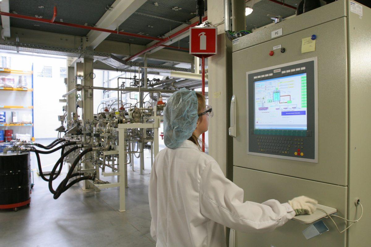 Création / Extension / Revamping Unité de Production Pharma