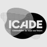 Logo ICADE